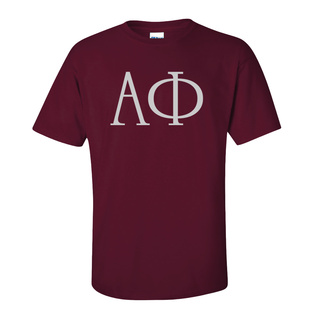 Alpha Phi University Greek T-Shirts