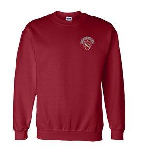 Alpha Phi World Famous Crest Crewneck Sweatshirt- $19.95!