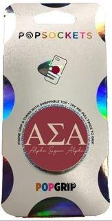 Alpha Sigma Alpha 2-Color PopSocket