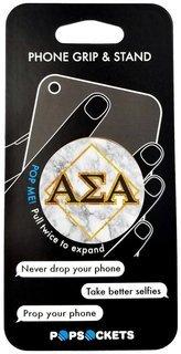 Alpha Sigma Alpha Diamond Pop Socket