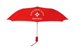 Alpha Sigma Alpha Mascot Umbrella