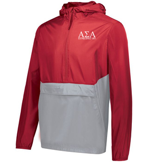 Alpha Sigma Alpha Head of The Pack Pullover