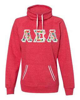 Alpha Sigma Alpha J. America Relay Cowlneck Sweatshirt