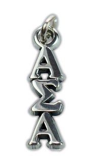 Alpha Sigma Alpha Jewelry Lavalieres