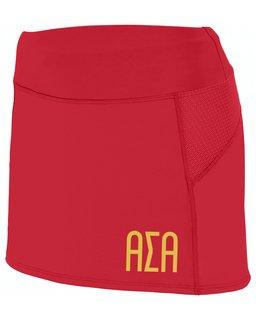 Alpha Sigma Alpha Ladies' Femfit Skort