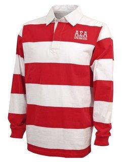Alpha Sigma Alpha Lettered Rugby
