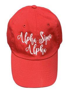 Alpha Sigma Alpha Magnolia Skies Ball Cap