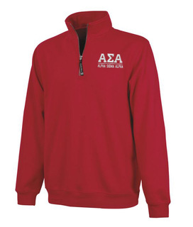 Alpha Sigma Alpha Custom Fashion Pullover