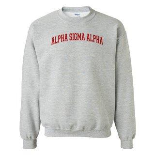 Alpha Sigma Alpha Nickname College Crew