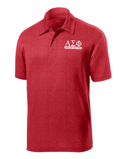 Alpha Sigma Phi- $25 World Famous Greek Contender Polo