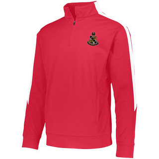 DISCOUNT-Alpha Sigma Phi-  World Famous Greek Crest - Shield Medalist Pullover
