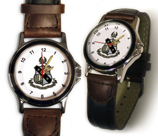 Alpha Sigma Phi Admiral Watch