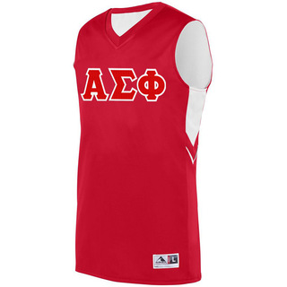 DISCOUNT-Alpha Sigma Phi Alley-Oop Basketball Jersey