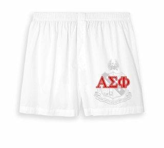 Alpha Sigma Phi Boxer Shorts