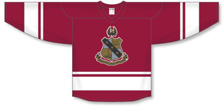 Alpha Sigma Phi League Hockey Jersey