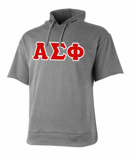 DISCOUNT-Alpha Sigma Phi Coach Hoodie