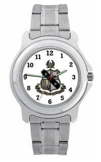 Alpha Sigma Phi Commander Watch
