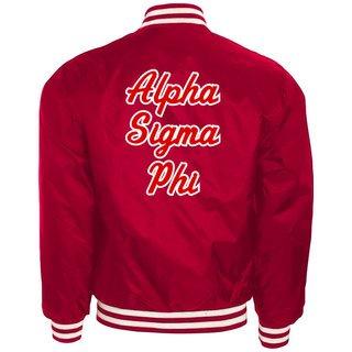 Alpha Sigma Phi Heritage Letterman Jacket