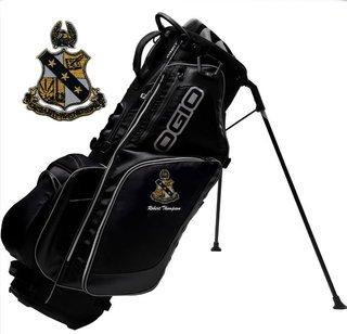 Alpha Sigma Phi Golf Bags