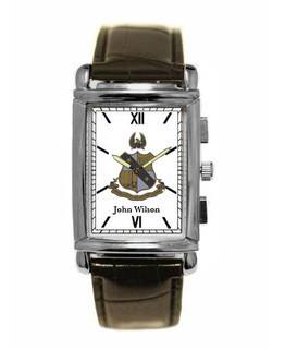 Alpha Sigma Phi Greek Classic Wristwatch