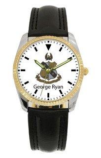Alpha Sigma Phi Greek Classic Wristwatch