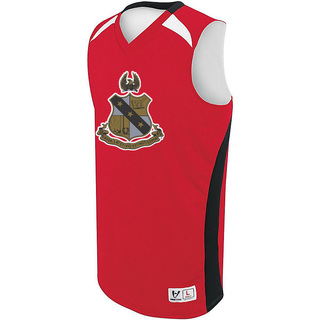 Alpha Sigma Phi High Five Campus Basketball Jersey