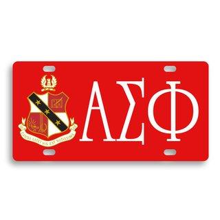 Alpha Sigma Phi License Cover