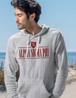 Alpha Sigma Phi Lucas Loop Fleece Hood