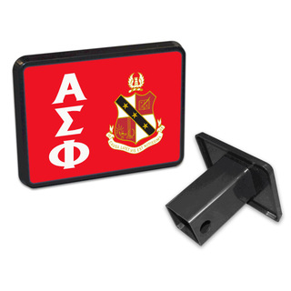 Alpha Sigma Phi Trailer Hitch Covers
