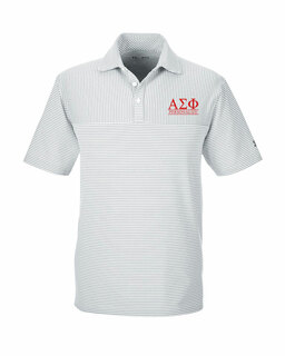 Alpha Sigma Phi Under Armour�  Men's Playoff Fraternity Polo