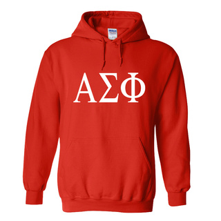 Alpha Sigma Phi World Famous $25 Greek Hoodie