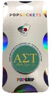 Alpha Sigma Tau 2-Color PopSocket