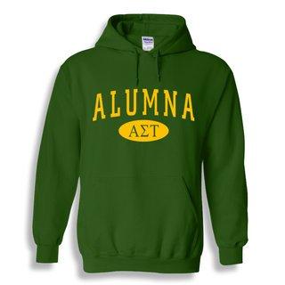 Alpha Sigma Tau Alumna Sweatshirt Hoodie