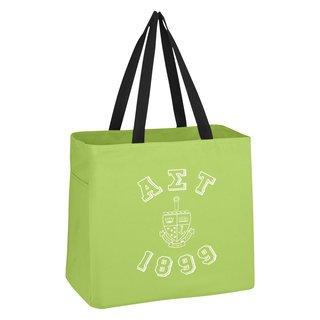 Alpha Sigma Tau Block Crest - Shield Cape Town Bag