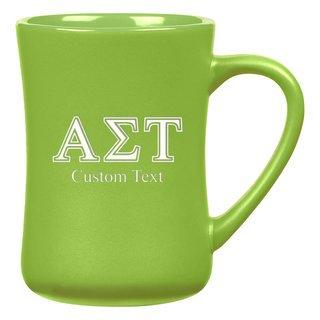 Alpha Sigma Tau Coffee House Mug
