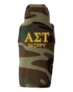 Alpha Sigma Tau Doggie Tank - Tee