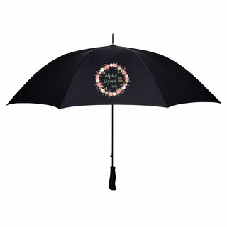 Alpha Sigma Tau Floral Umbrella