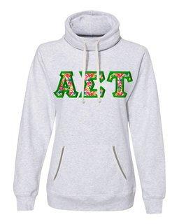 Alpha Sigma Tau J. America Relay Cowlneck Sweatshirt