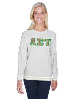 Alpha Sigma Tau J. America Relay Crewneck Sweatshirt