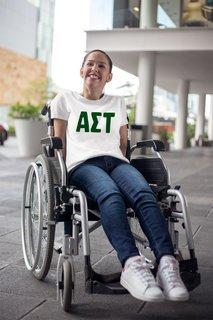 Alpha Sigma Tau Jordyn Comfort Colors T-Shirt