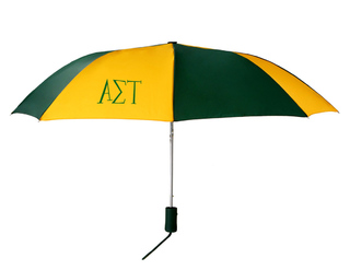 Alpha Sigma Tau Lettered Umbrella