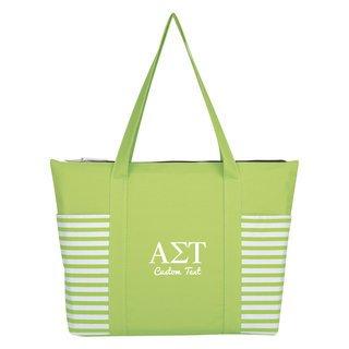 Alpha Sigma Tau Maritime Tote Bag