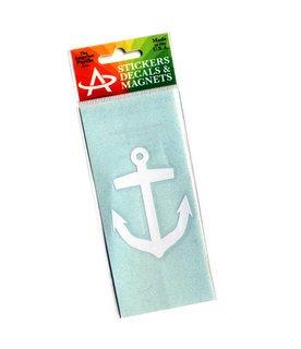 Alpha Sigma Tau Mascot Sticker