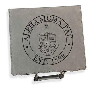 Alpha Sigma Tau Poker Set
