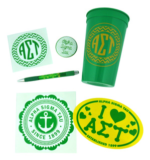 Alpha Sigma Tau Sister Set - Save 20%