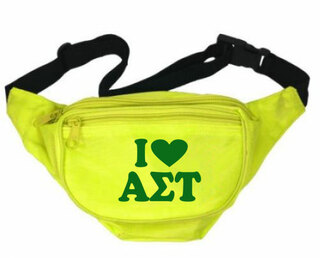 Alpha Sigma Tau Sorority Fanny Pack