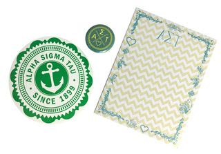 Alpha Sigma Tau Sorority Musts Collection $9.95