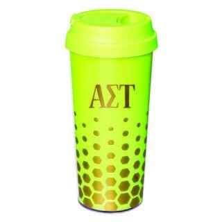 Alpha Sigma Tau Sparkle Coffee Tumblers