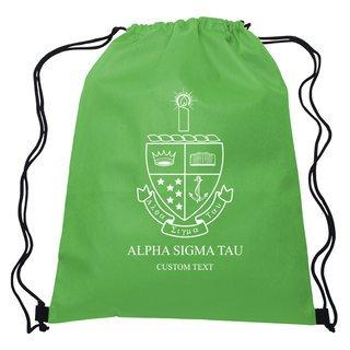 Alpha Sigma Tau Sports Pack Bag