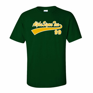 Alpha Sigma Tau Tail T-Shirts